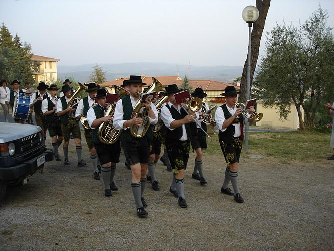 20-jähriges Jubiläum in Barberino