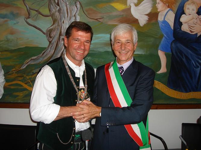 25-jähriges Jubiläum in Barberino