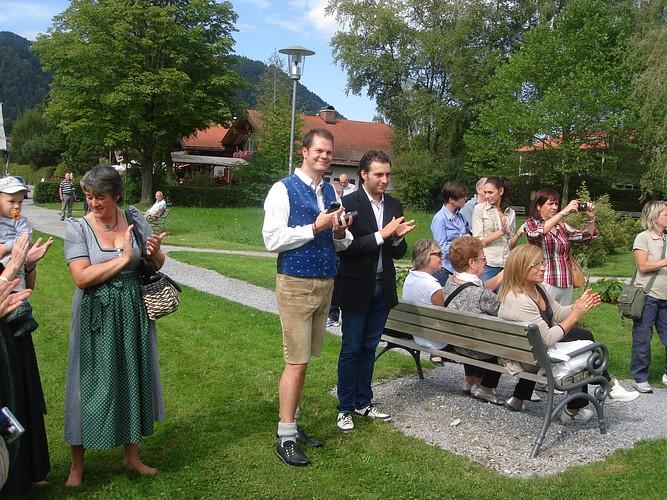 25-jähriges Jubiläum in Schliersee