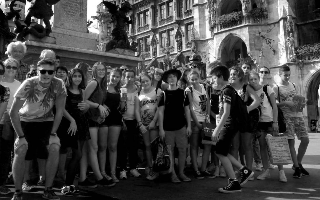 2015 Juli – Schüler von Barberino
