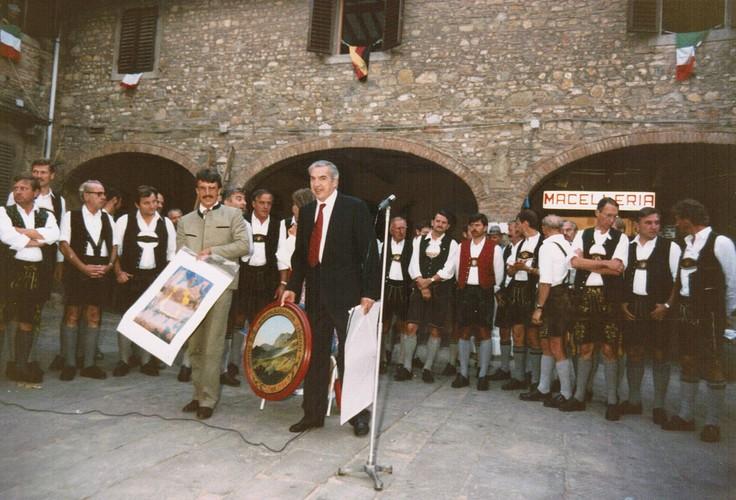Gründungsfeier 1986